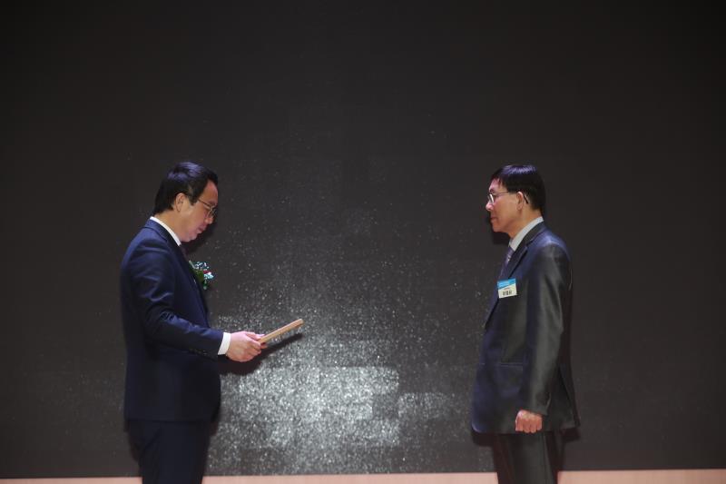 수원시 소상공인연합회 발대식