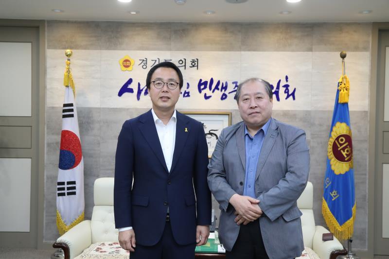 정기열의장 브릿지경제,중도일보 인터뷰