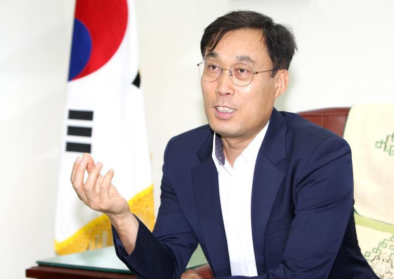 문화체육관광위원장 인터뷰(중부일보)