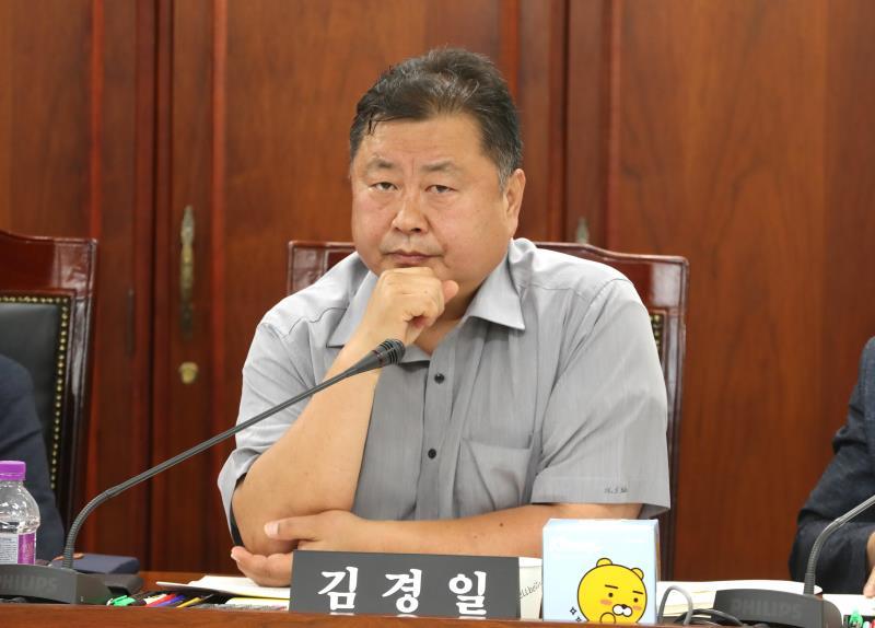 제329회 임시회 건설교통위원회 상임위회의