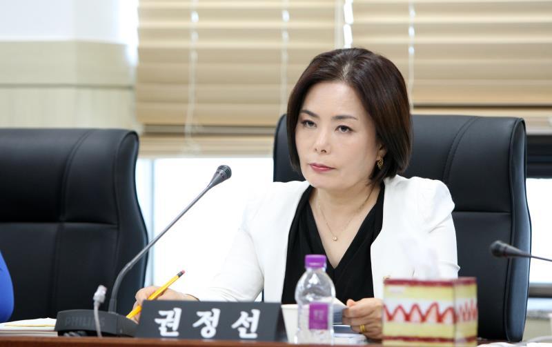 제329회 임시회 보건복지위원회 상임위회의