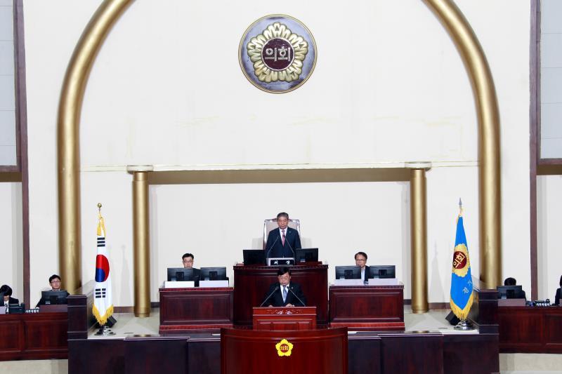 제331회 임시회 제1차 본회의 5분자유발언