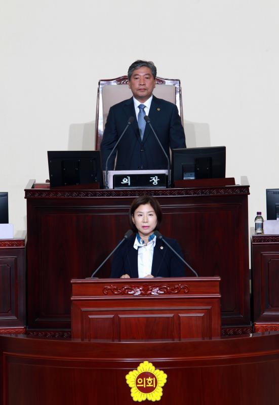 제331회 임시회 제2차 본회의 5분자유발언