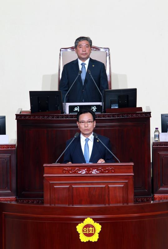 제331회 임시회 제2차 본회의 경제과학기술위원회 심사보고