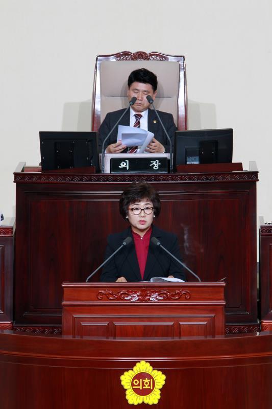 제332회 정례회 2차 본회의 5분자유발언