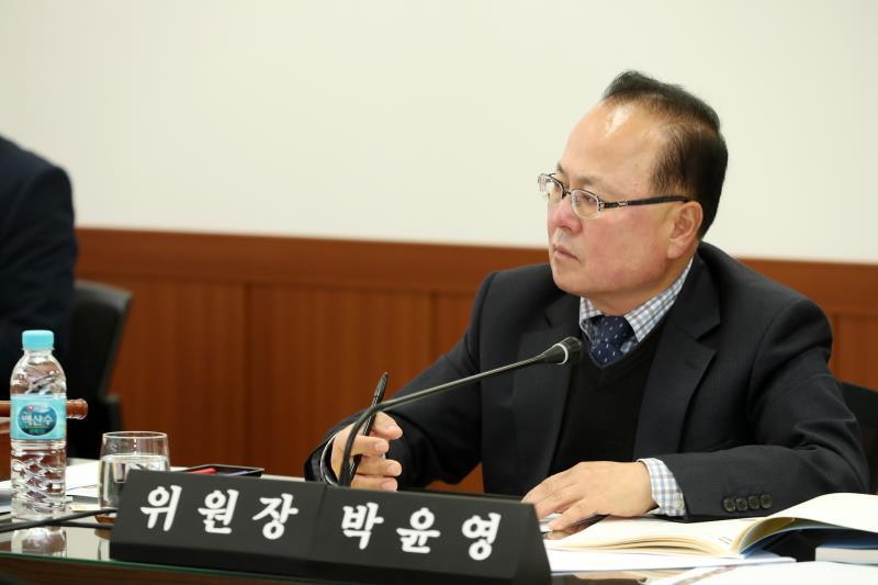 제332회 정례회 농정해양위원회 2018년도 행정사무감사