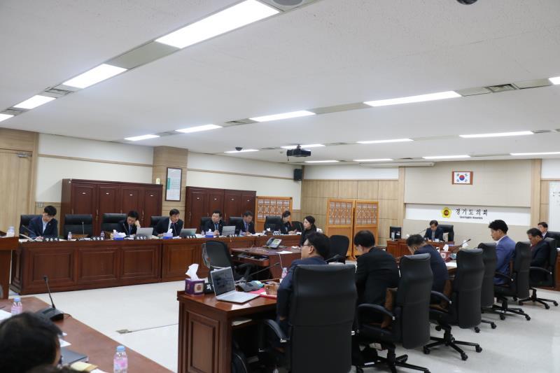 경기문화재단 대표이사 후보자 인사청문회
