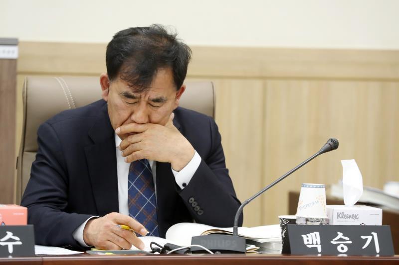 제333회 임시회 제1차 농정해양위원회