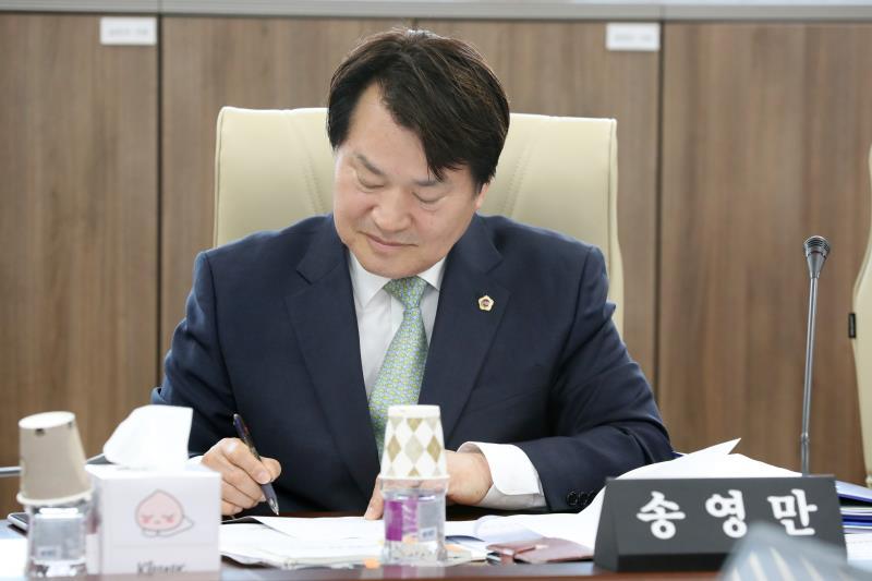 제334회 임시회 제1차 경제과학기술위원회