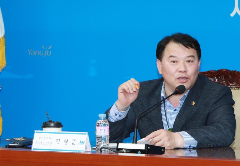 경기도 테크노밸리 조성을 위한 운영지원 특별위원회 현장방문