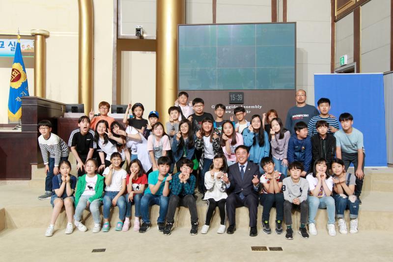 2019년 제11회 청소년 의회교실
