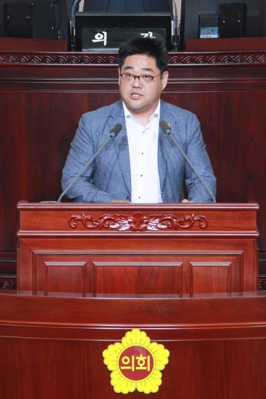 제335회 임시회 제2차 본회의 5분자유발언
