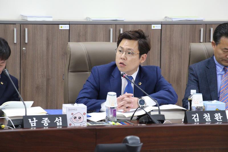 농정해양위원회 제1회 추경 예산안 심의(축산산림국, 농업기술원)