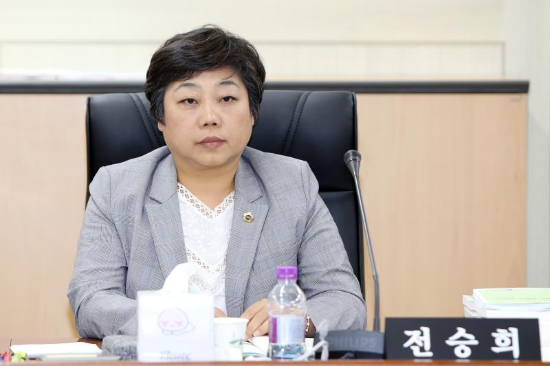 제335회 임시회 제1차 여성가족교육협력위원회