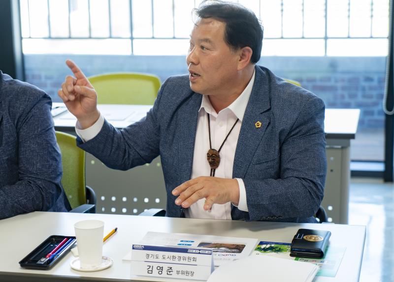도시환경위원회 친환경 자동차 보급확산 토론회