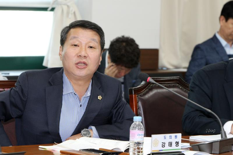 경기도의회 - 안산시 정책간담회