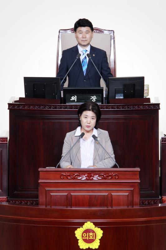 제336회 정례회 제1차 본회의 5분자유발언