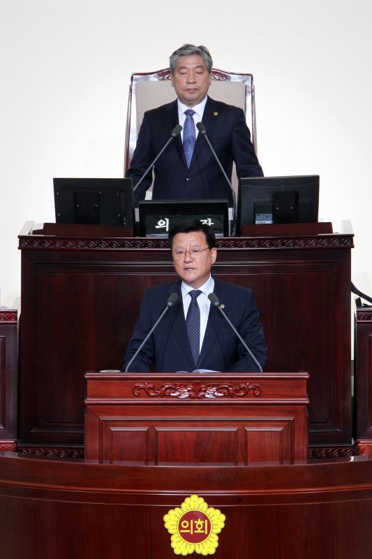 제336회 정례회 제2차 본회의 5분자유발언