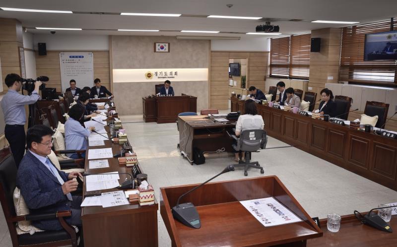 제337회 임시회 제1차 의회운영위원회