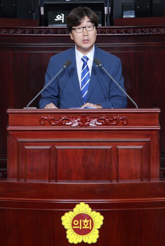 제338회 임시회 제1차 본회의