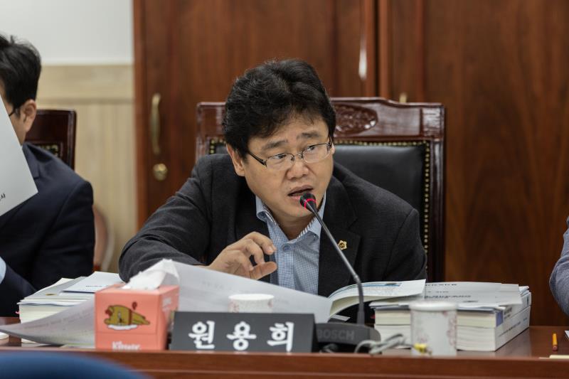 제338회 임시회 제1차 도시환경위원회