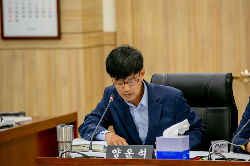 제338회 임시회 제1차 문화체육관광위원회