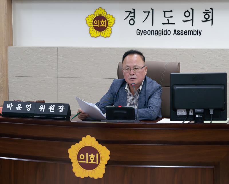 제338회 임시회 제3차 농정해양위원회