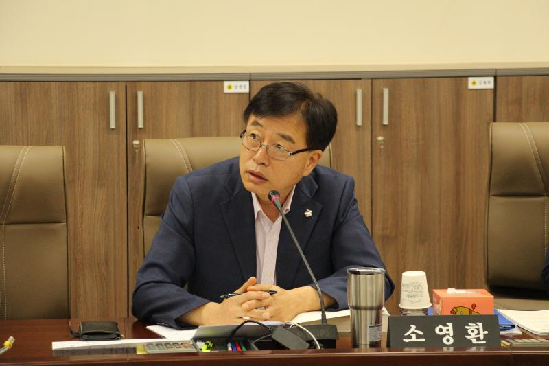 제338회 임시회 농정해양위원회 3차 회의