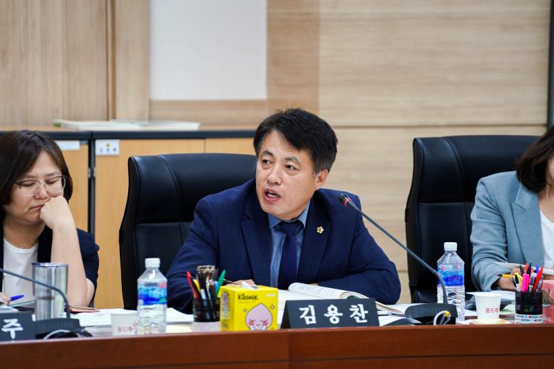 제338회 임시회 제1차 예산결산특별위원회