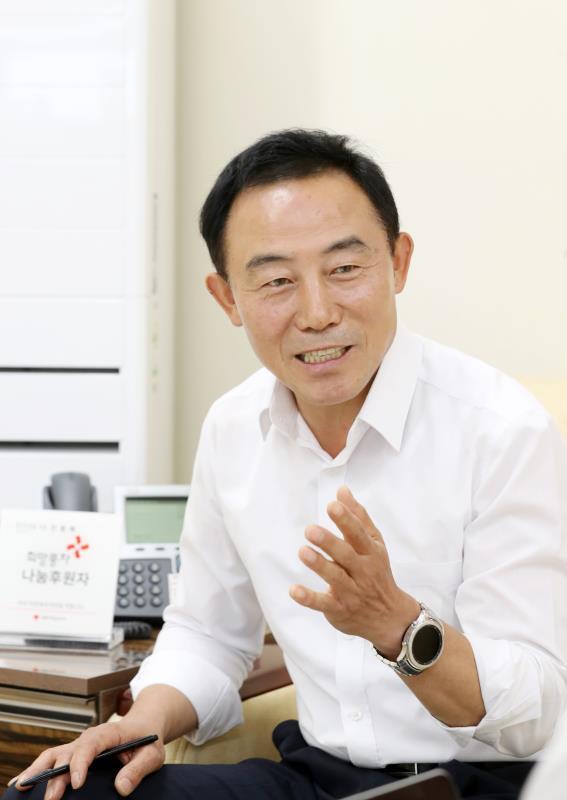 의회운영위원장 인터뷰