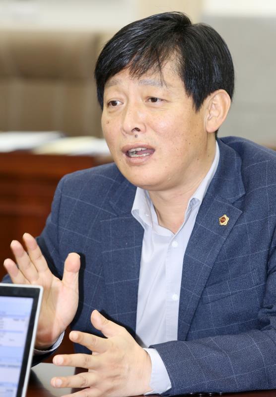 교육행정위원회 박세원 의원 인터뷰