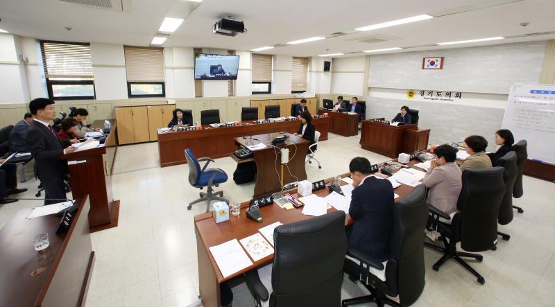 제339회 임시회 제1차 여성가족평생교육위원회