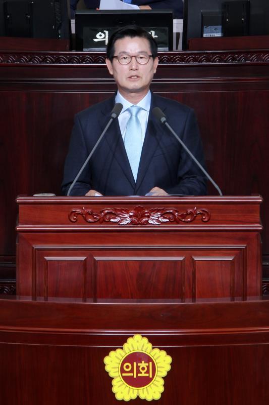 제339회 임시회 제2차 본회의 5분자유발언