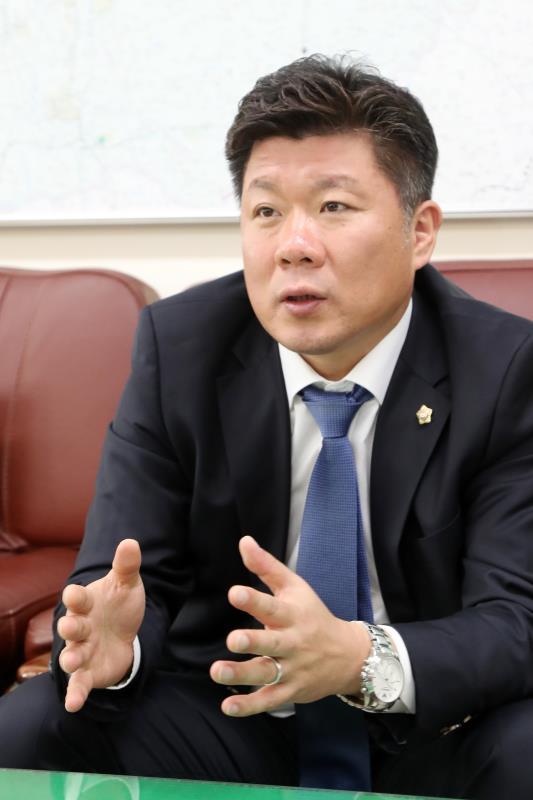 건설교통위원회 최승원 의원 인터뷰