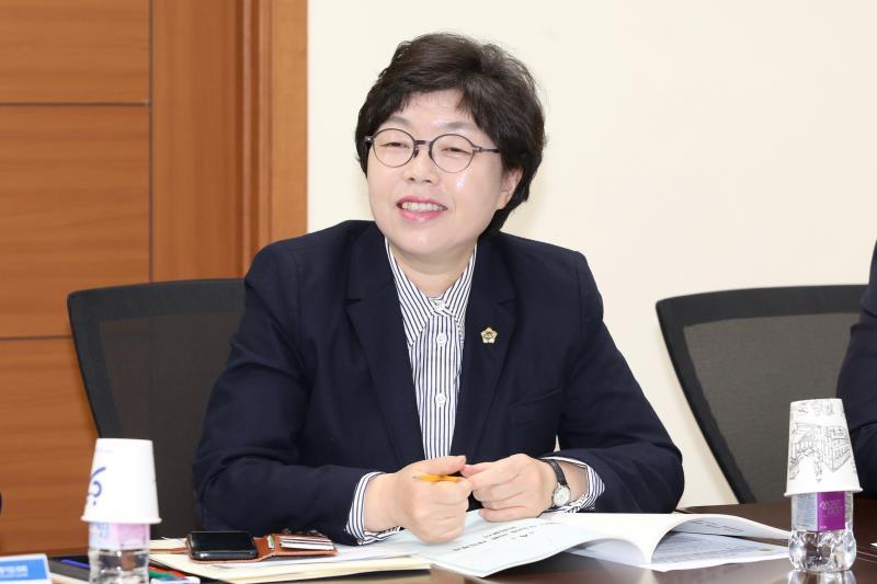 2019년도 경기도의회 교섭단체 더불어민주당 정책연구용역 착수 보고회