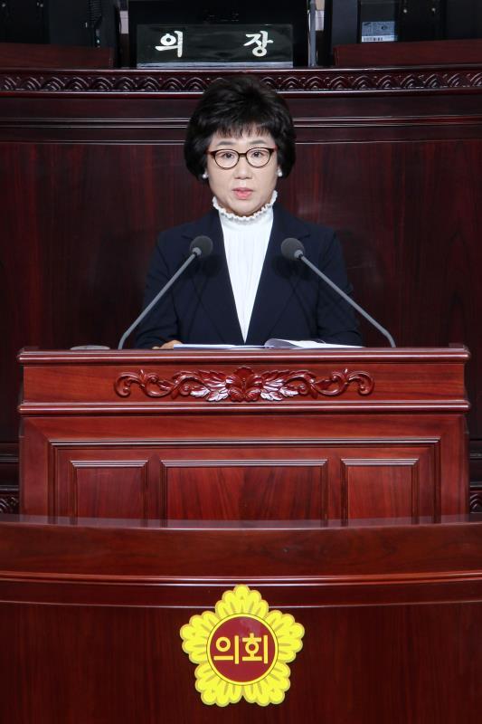 제340회 정례회 제2차 본회의 5분자유발언