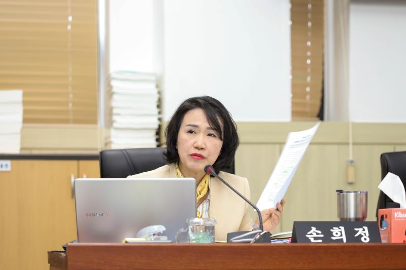 제340회 정례회 여성가족평생교육위원회 2019년도 행정사무감사