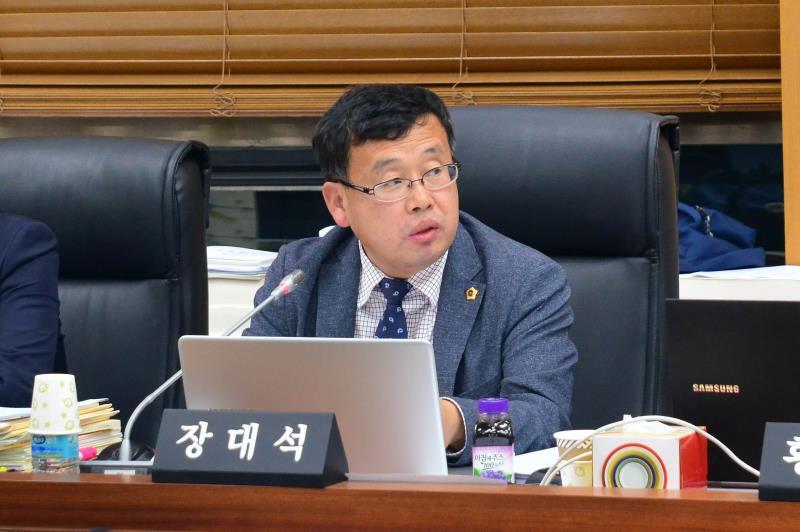 제340회 정례회 제1교육위원회 2019년도 행정사무감사