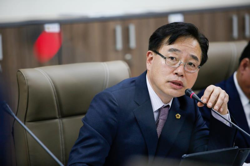 제340회 정례회 농정해양위원회 2019년도 행정사무감사