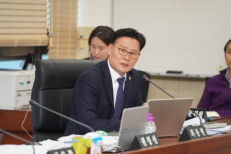 제340회 정례회 보건복지위원회 2019년도 행정사무감사