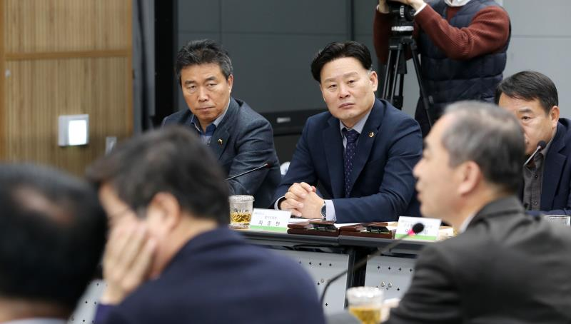 경기도의회 - 수원시 정책간담회