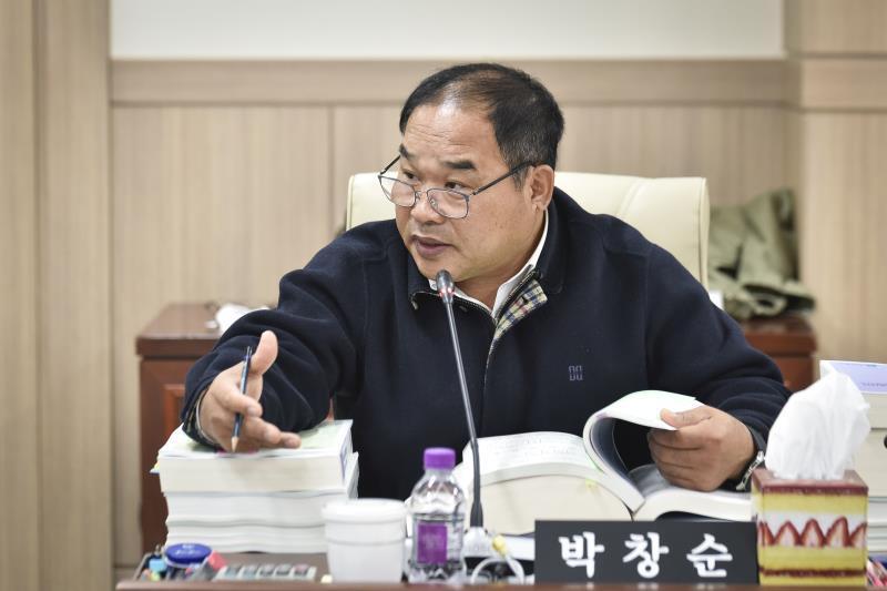 제340회 정례회 제3차 안전행정위원회