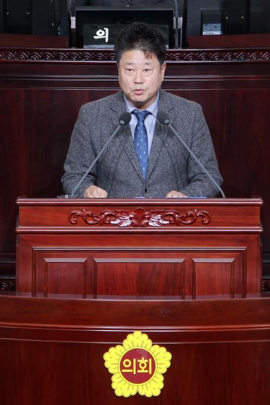 제340회 정례회 제5차 본회의 심사보고