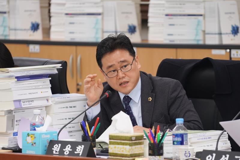 제340회 정례회 제2차 예산결산특별위원회