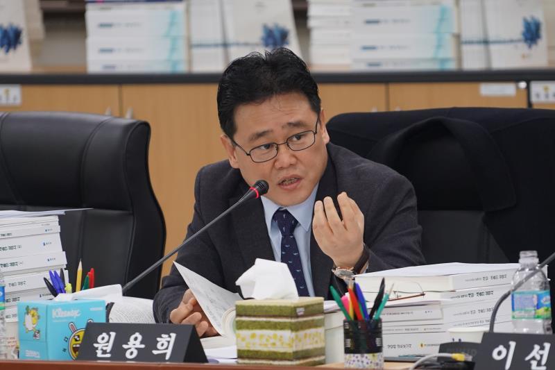 제340회 정례회 제3차 예산결산특별위원회