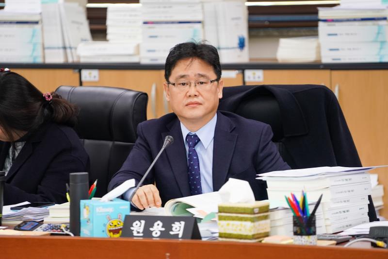 제340회 정례회 제4차 예산결산특별위원회