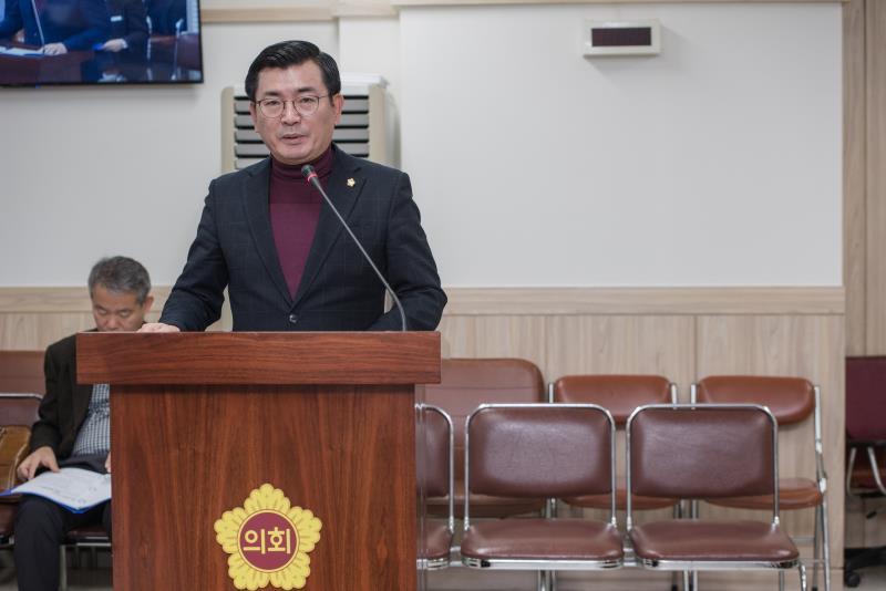 제340회 정례회 제6차 건설교통위원회