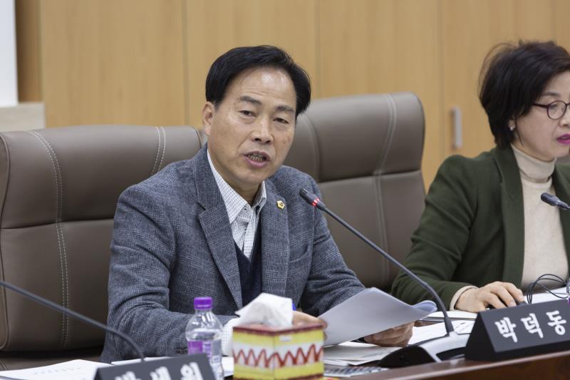 제340회 정례회 제6차 교육행정위원회