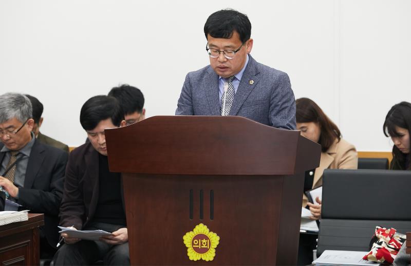 제340회 정례회 제6차 제1교육위원회
