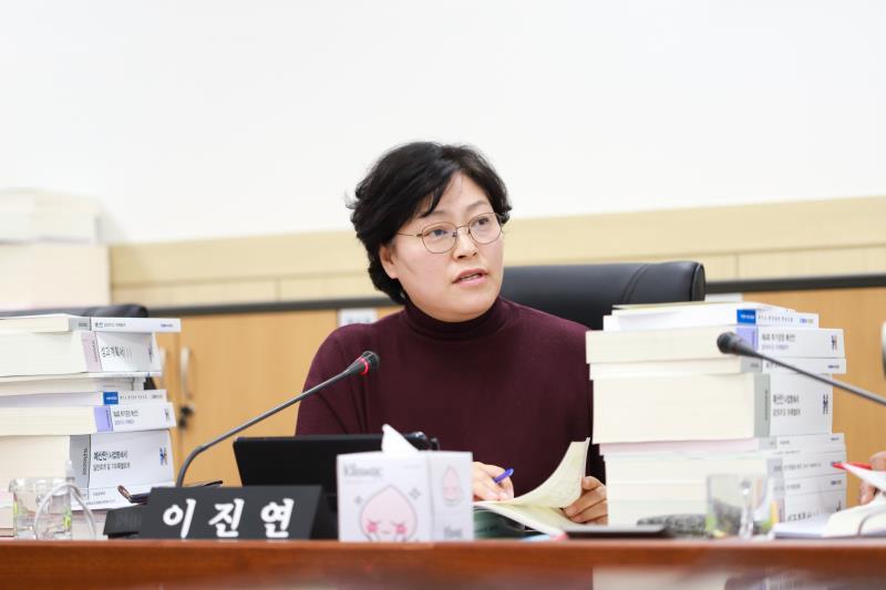 제340회 정례회 제1차 여성가족평생교육위원회